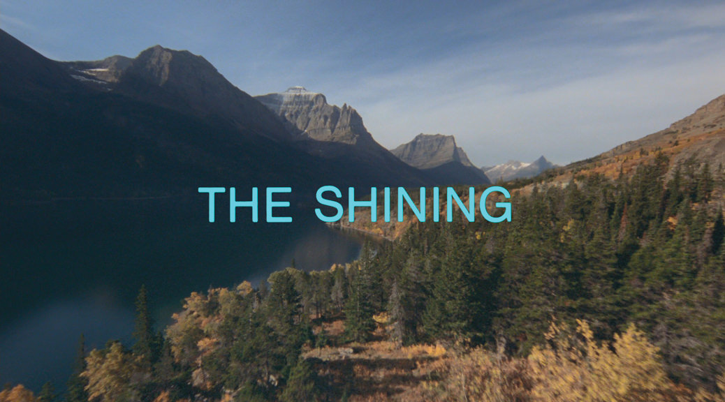 The Shining - Image une Test Blu-ray