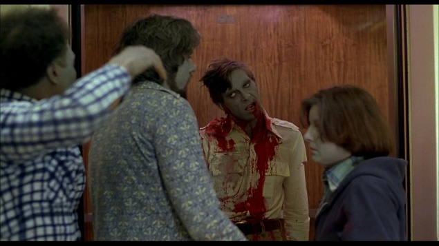 Zombie - Capture Blu-ray Director's Cut - Anchor Bay