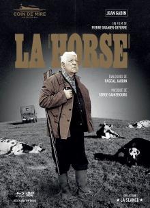 La Horse - Jaquette Blu-ray