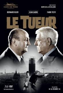 Le Tueur - Jaquette Blu-ray