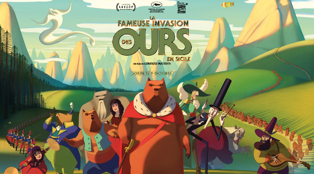 La Fameuse invasion des ours en Sicile - Image ue fiche film