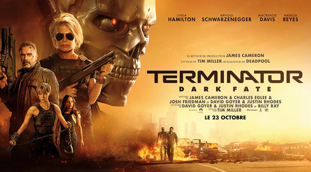 Terminator: Dark Fate - Image une fiche film