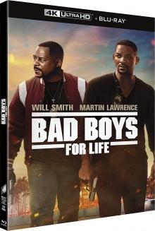 Bad Boys for Life (2020) de Adil El Arbi et Bilall Fallah - Packshot Blu-ray 4K Ultra HD