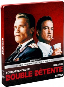 Double détente (1988) de Walter Hill - Packshot Blu-ray 4K Ultra HD