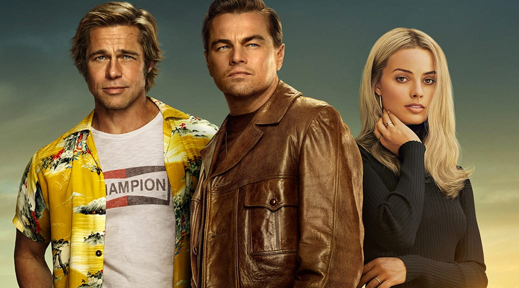 Once Upon a Time… in Hollywood (2019) de Quentin Tarantino