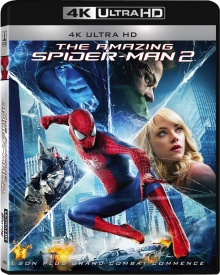 The Amazing Spider-Man 2: The Fate of a Hero (2014) par Marc Webb - Pack Blu-ray Ultra HD 4K