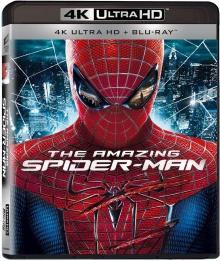 Amazing Spider Man de Marc Webb (2012) - Image de compression Blu-ray 4K Ultra HD