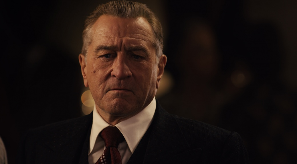 The Irishman - Image une critique