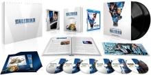 Valérian et la Cité des Mille Planètes (2017) de Luc Besson - Coffret collector édition limitée - Packshot Blu-ray 4K Ultra HD