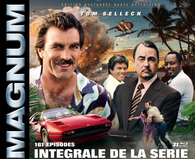 Magnum - Facing Coffret Blu-ray Intégral