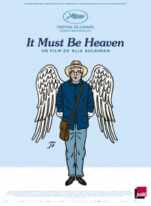 It must be Heaven - Affiche