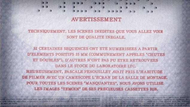 Les Patriotes - Bonus DVD