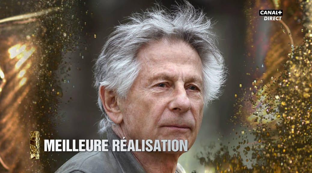 Roman Polanski - César 2020
