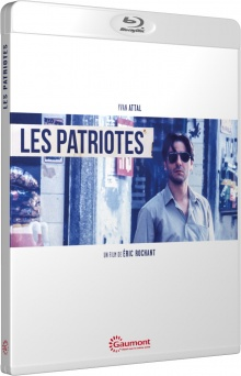 Les Patriotes - Jaquette Blu-ray