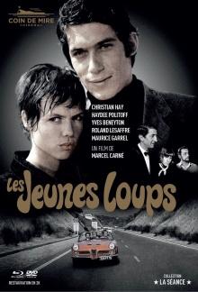 Les Jeunes loups - Jaquette Combo Blu-ray + DVD (Coin de Mire Cinéma)