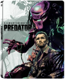 Predator (1987) de John McTiernan - Édition SteelBook - Packshot Blu-ray 4K Ultra HD