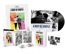 À bout de souffle (1960) de Jean-Luc Godard - Édition Collector - Packshot Blu-ray 4K Ultra HD