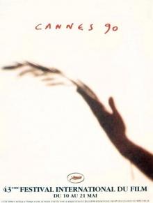 Festival de Cannes - Affiche 1990