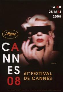 Festival de Cannes 2008 - Affiche