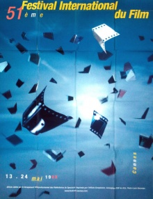 Festival de Cannes 1998 - Affiche