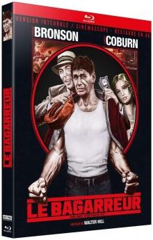 Le Bagarreur (1975) de Walter Hill - Packshot Blu-ray