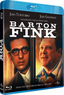 Barton Fink - jaquette universelle Blu-ray
