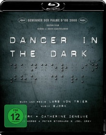 Dancer in the Dark - Jaquette Blu-ray Allemand