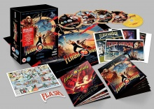 Flash Gordon (1980) de Mike Hodges – Édition Collector 40ème Anniversaire Packshot Blu-ray 4K Ultra HD