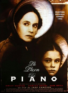 La Leçon de piano - Affiche