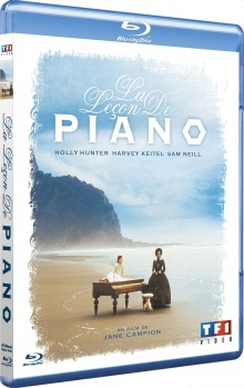 Piano Lesson - Blu-ray Dust Jacket