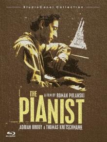 Le Pianiste - Jaquette Blu-ray SC