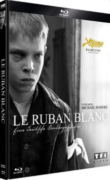 Le Ruban blanc - Jaquette Blu-ray TF1