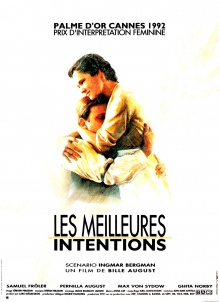 Meilleures intentions - Affiche