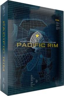 Pacific Rim (2013) de Guillermo del Toro – Édition Titans of Cult – SteelBook – Packshot Blu-ray 4K Ultra HD