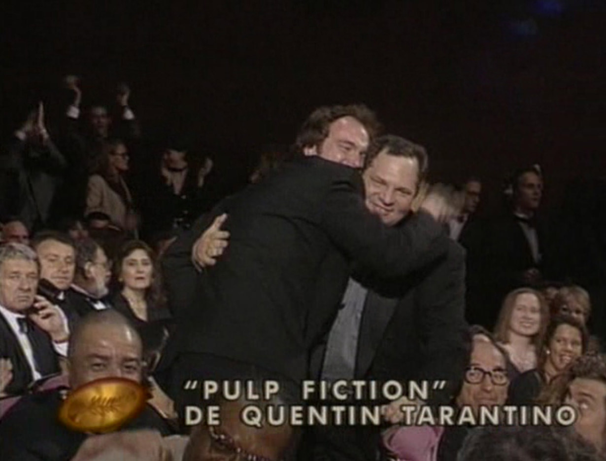 Palme d'or - Pulp Fiction