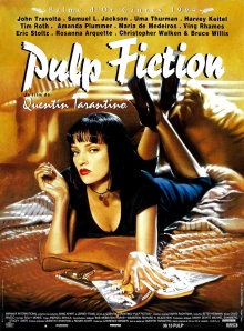 Pulp Fiction - Affiche