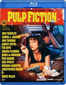 Pulp Fiction - Jaquette Blu-ray StudioCanal