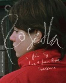 Rosetta - Jaquette Blu-ray Criterion