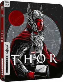 Thor - Édition Steelbook Mondo – Packshot Blu-ray 4K Ultra HD
