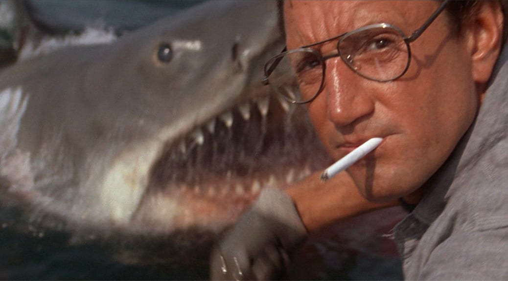 Les Dents de la mer (1975) de Steven Spielberg