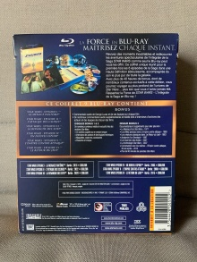 Star Wars - Intégrale Blu-ray