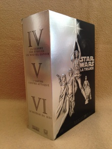 Star Wars - Trilogie DVD