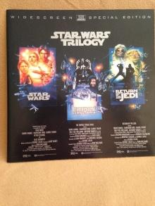 Star Wars - Edition Spéciale - LaserDisc