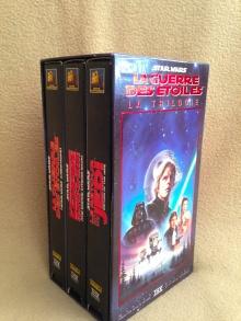 Star Wars - Trilogie VHS