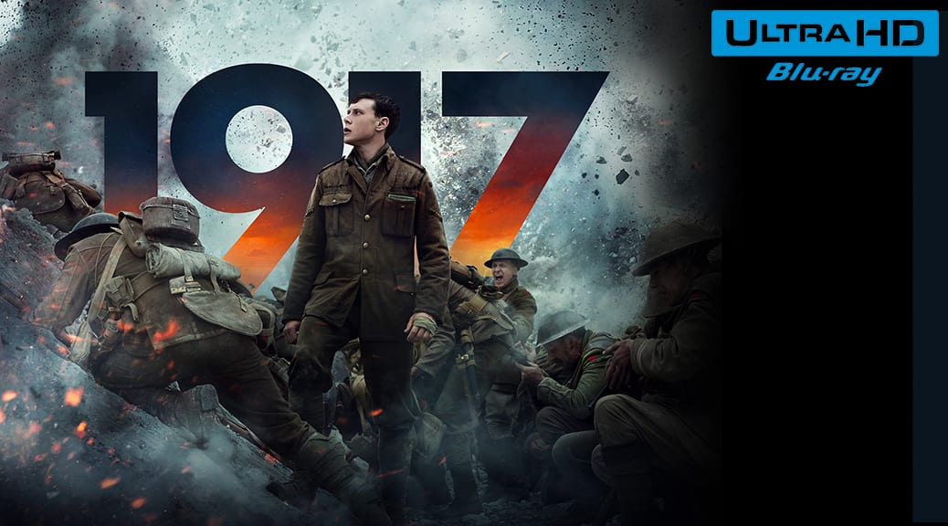 1917 (2019) de Sam Mendes – Blu-ray 4K Ultra HD