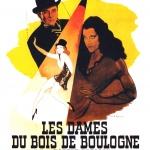 Les Dames du Bois de Boulogne - Affiche 1945