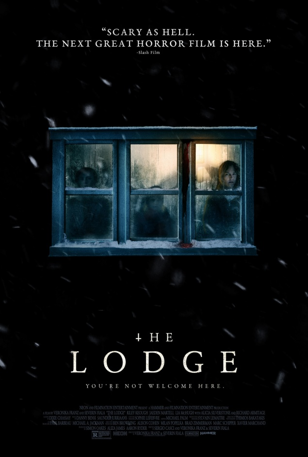 The Lodge - US Poster