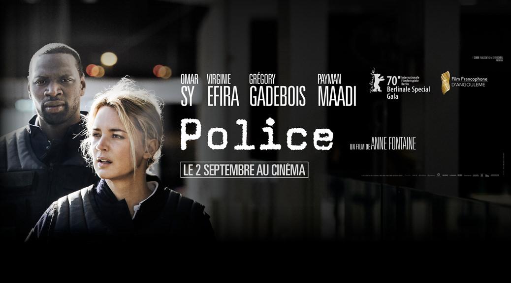 Police - Image une fiche film