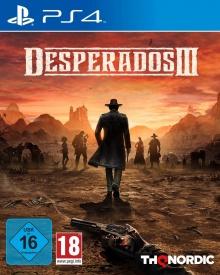 Desperados III - PlayStation 4