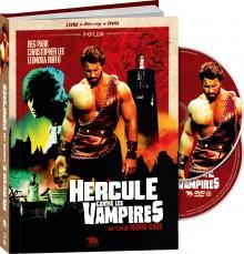 Hercule contre les vampires - Combo Blu-ray + DVD
